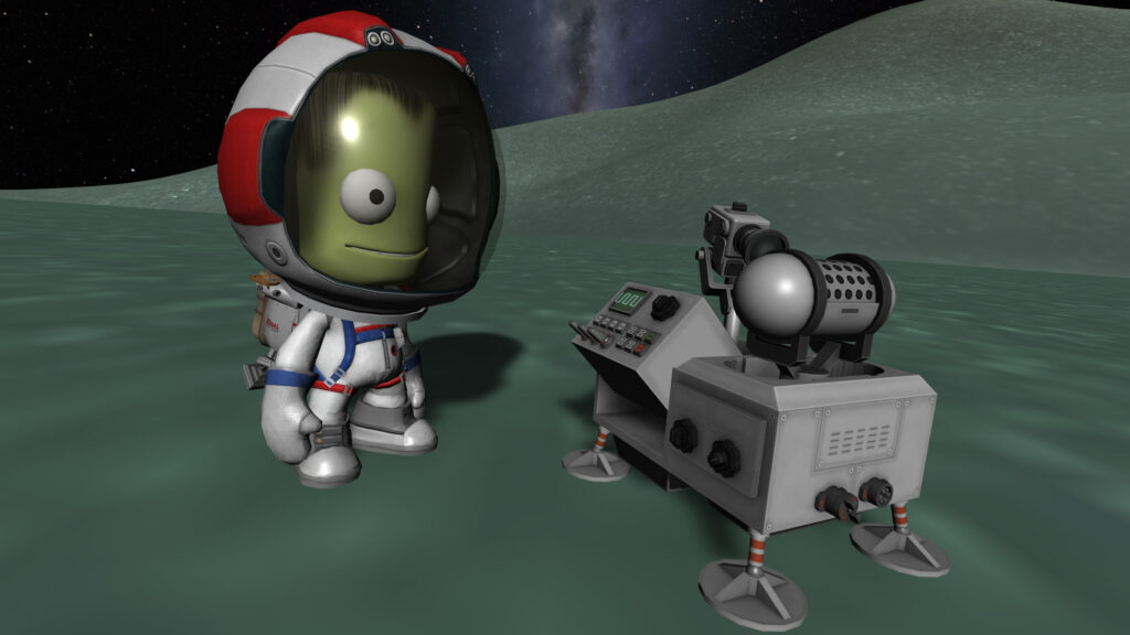 Kerbal Space Program: Breaking Ground Expansion Now Available for PC