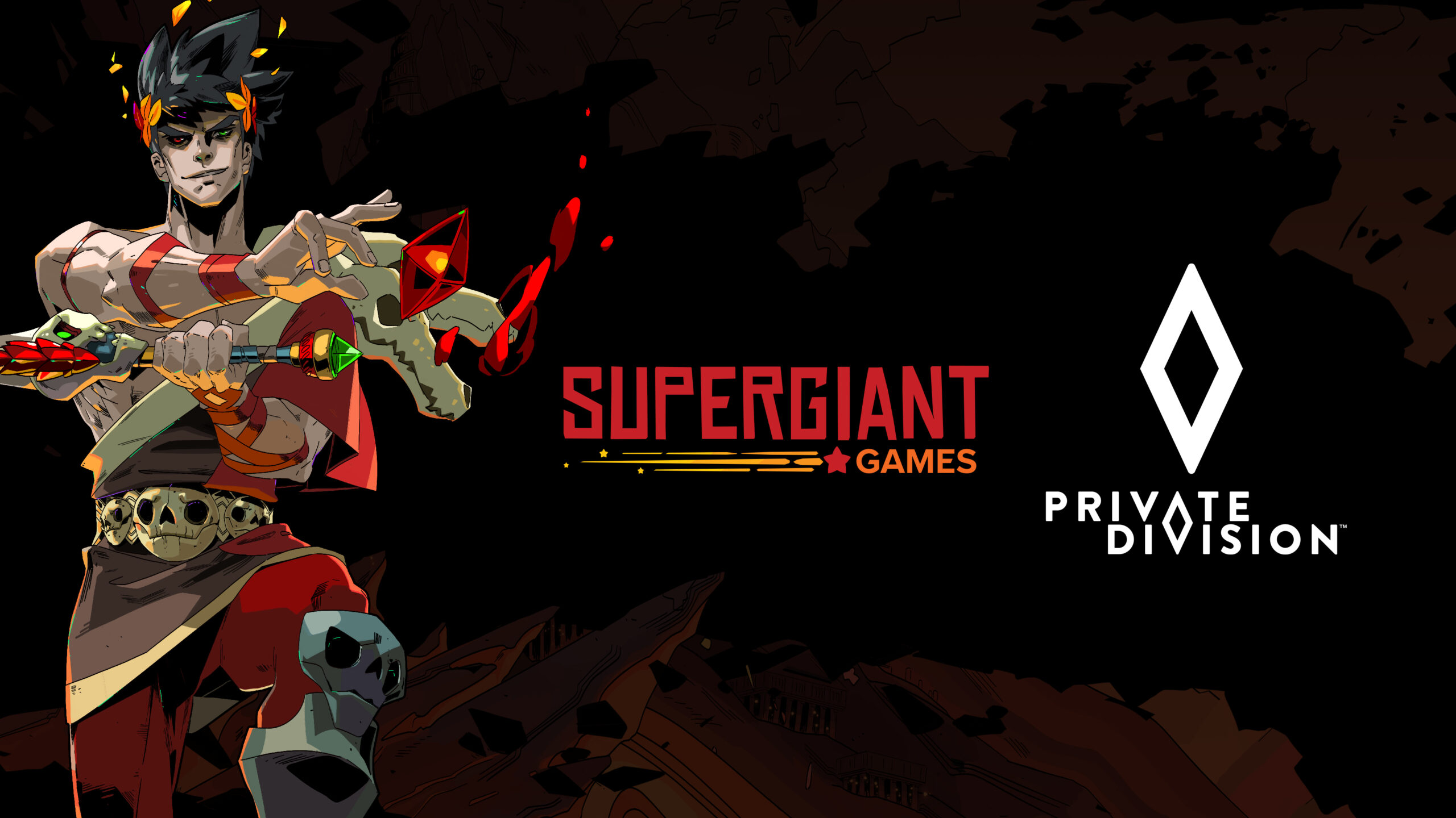 Supergiant Games & Private Division Partnership
